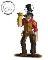 Loadout Challenge - Texas Tin-Head by busted-pc