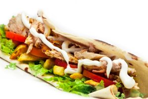 Chicken Shawarma by Nickz-Phew