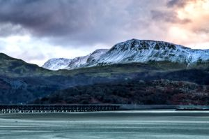Could be Cadair Idris by CharmingPhotography