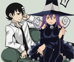 Soul Eater - Thinking About You - Kid and Blair by DeathTheKidXBlairThe