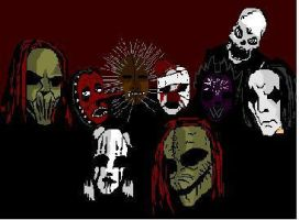 slipknot by castlehoff