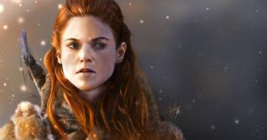 Ygritte's decision by Maximillian-V