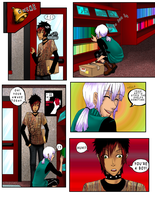 First Meeting pg 1 of 2 by fliff