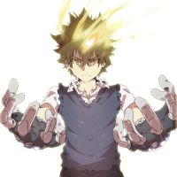 Tsuna by BondWithColors