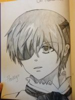 Ciel Phantomhive by paseng4