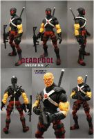 Deadpool Weapon X Costume by Lokoboys