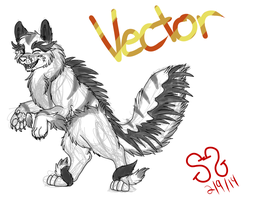 Vector -Sketch- by Zs99