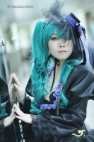 Sandplay: Miku by hexlord