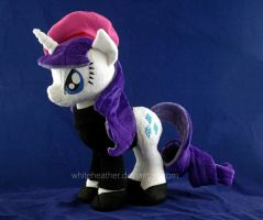 Beatnik Rarity Plushie by WhiteHeather