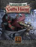 Leagues of Gothic Horror Kickstarter by AndronicusVII