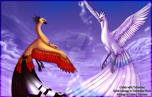 Collab - Furia and Spirit- by zavraan
