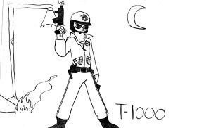 T-1000 my stlye by Agent-Eli