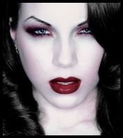 Morgana Make up by LadyBranwick