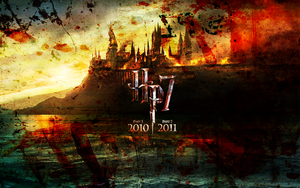 Deathly Hallows Hogwarts: Base by suicidebyinsecticide
