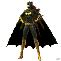 BAK - Batgirl (UPDATED) by Postmortacum