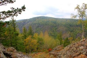 Urals Mountains by Hudojnica