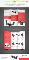 Product Promotion Trifold Brochure by Saptarang