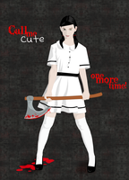 Call me cute ONE MORE TIME by PurpleHeartIvY