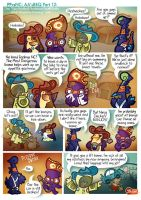 Pirate Penguin: AA's BBQ Part 12 by raisegrate