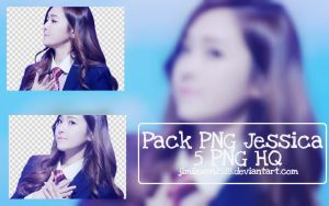 Pack PNG #36: Jessica (STOP) by jimikwon2518