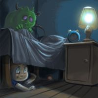 What's under your bed? by Scelatio