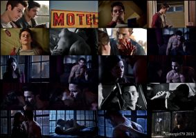 TW - Sterek - Motel California AU PT 1 by Gatergirl79