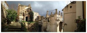 Uncharted 4 - The Mistery Of Castellabate by malessere