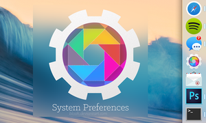 OS X - System Preferences by BlooH