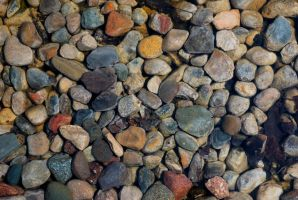 Wet Rocks Texture Stock by redwolf518stock