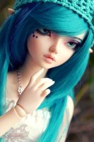Favorite Teal by tinaheart