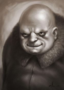 Uncle Fester by BrittMartin