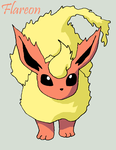 Flareon by Roky320