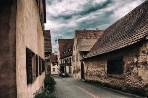 Rue Rotland by cahilus