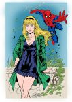 Gwen Stacy by Al Rio by edCOM02