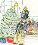 Christmas Tree by La-gato-negro