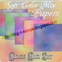 Soft Color Mix by Bizee1