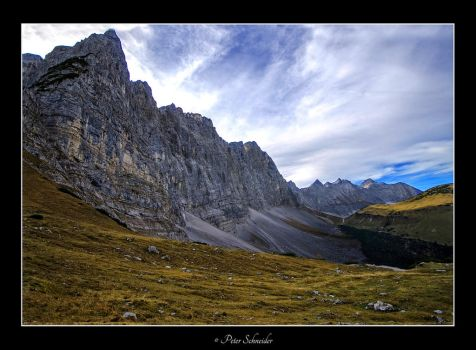 High on the mountain. by Phototubby