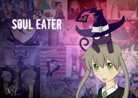 Soul Eater by ViciScribbles