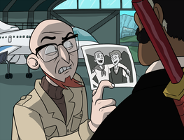 Screenshot Redraw- Venture Brothers by Toxicmongoose