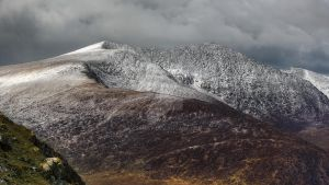 The second highest hill in Ireland by cprmay