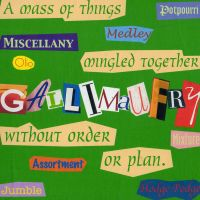 2003, Gallimaufry 1 by LauraArtStudio