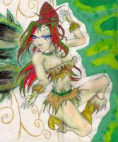 Kathrin The Earth Faerie by Endrance88