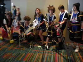 All Soras by Wolfblood11