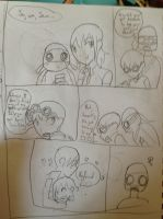 Song of The Sewers Sam Dating Advice by timestoneauthor203