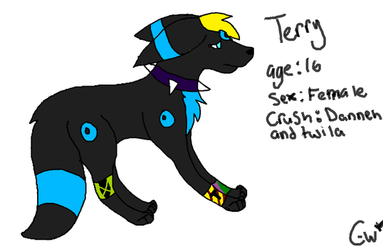 TeRrY ref by emowolve