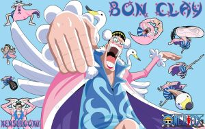 One Piece Bon Clay 0030 by kenseigoku