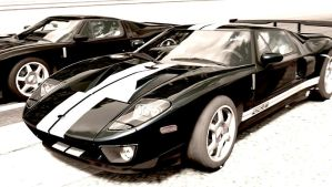 Ford GT (no stripe)_01 GT5 by MikeLeRoi