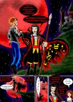 Twilight vs Dracula by Razmere