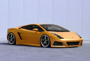 Gallardo Photoshop by AladineSalame