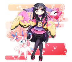 [++Gym Leader Valerie++] by Aeviro